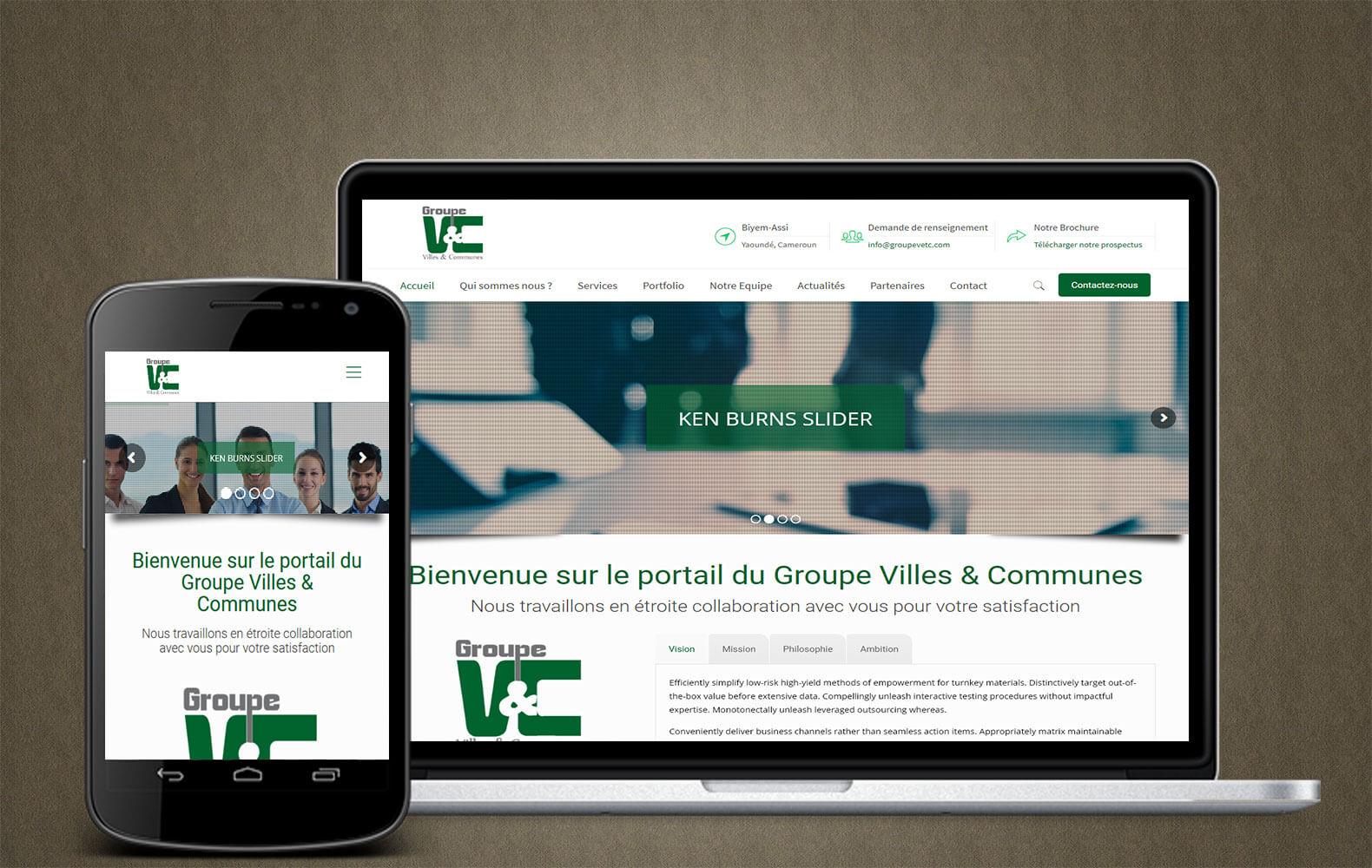Groupe Villes & Communes