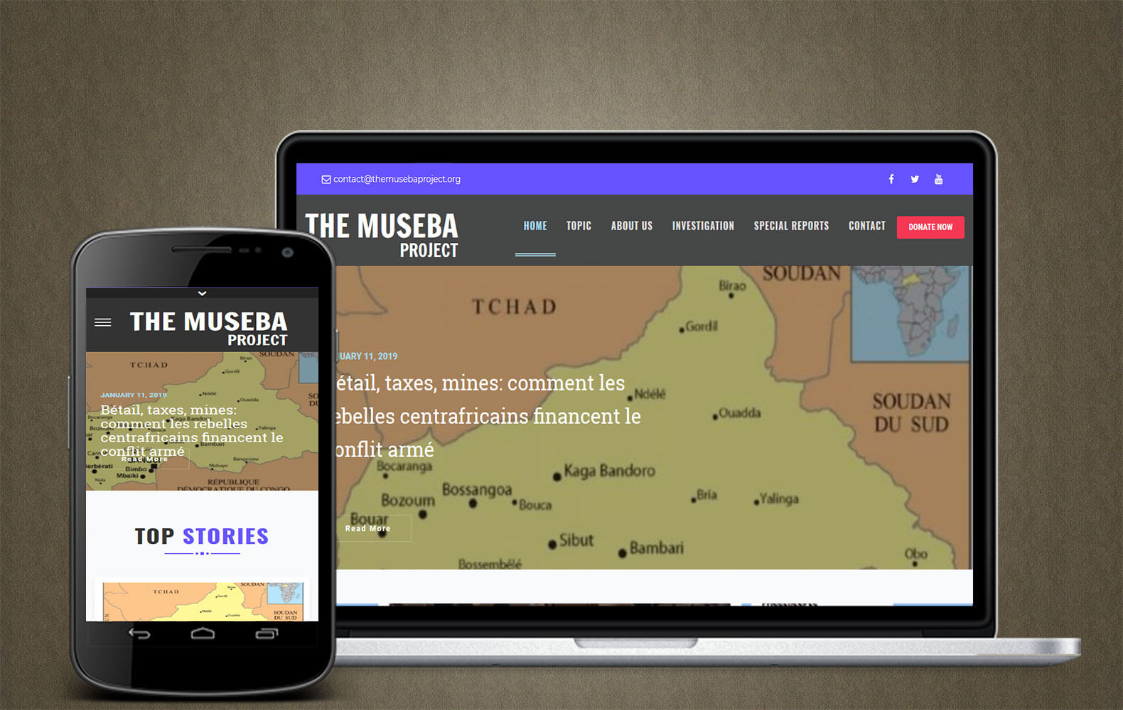 The Museba Project